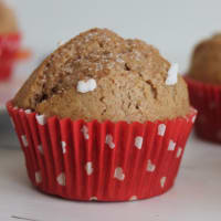 Muffin alla cannella