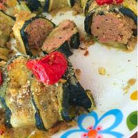 Ciambella di zucchine e carne