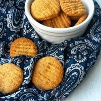 galletas integrales con azúcar de caña