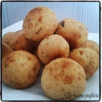 Albóndigas de Apulia Pan