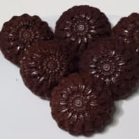 extrafondente el chocolate negro flowersmuffin paso 4