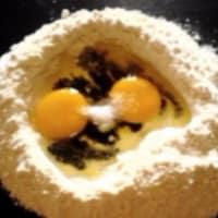 Ravioli ricotta e spinaci step 4
