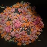 Polenta con salsiccia step 3