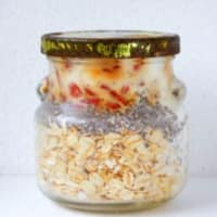 Overnight meal oats