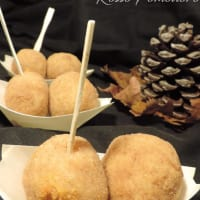 Calabaza y patata croquetas paso 4