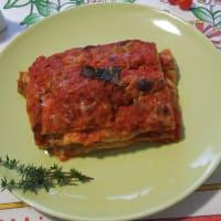 Berenjena a la parmesana Pugliese