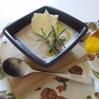 Crema de judías cannellini