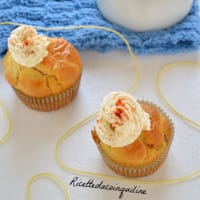 Muffin salmon and Robiola cream
