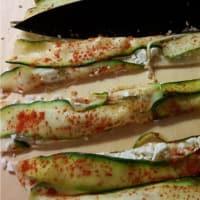pan brioche Rosa con el calabacín paso 7
