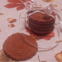 Biscotti de pan de jengibre picante