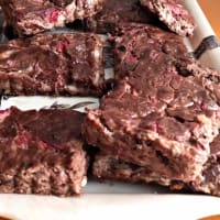 Super fit brownies