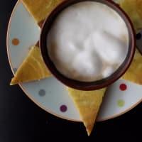 panqueque de cacao y naranja paso 5