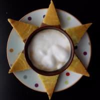 panqueque de cacao y naranja paso 6