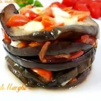 Melanzane grigliate alla parmigiana