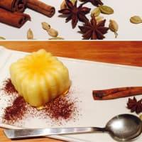 Budino di semolino e spezie