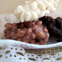 Chocolate puffed rice