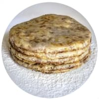 Pancakes alla banana gluten free solo due ingredienti step 3