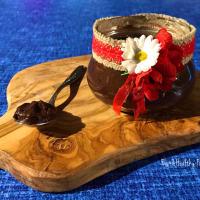 Crema spalmabile di datteri al cacao