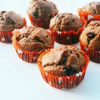 bananavegani para muffins