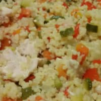 Cous Cous with Chicken and Vegetables