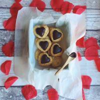 Galletas de vainilla y chocolate vegana paso 9