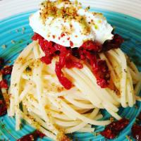 Spaghetti di kamut croccanti