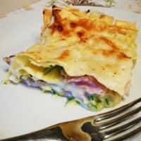 Lasagne bianche alle zucchine