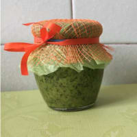 Pesto fatto in casa