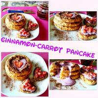 panqueques Cinnamoncarrot