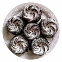 Muffin al cacao senza glutine e senza lattosio