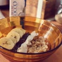 Ricetta porridge al cocco