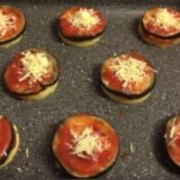 Pizzette di polenta step 3