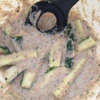Zucchine croccanti step 2