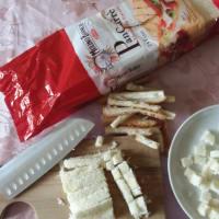 Pasta con nueces paso 2