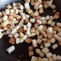 Pasta con nueces paso 3