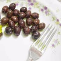Bocconcini ricotta e olive step 1