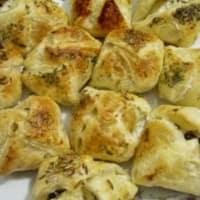 Bocconcini queso y aceitunas paso 9