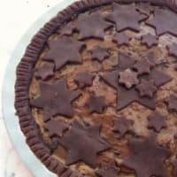Tarta de cacao cioccocaffè paso 11