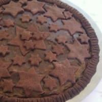 Crostata al cacao cioccocaffè step 12