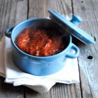 falsa salsa de la Toscana