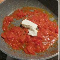Pasta cremosa step 2