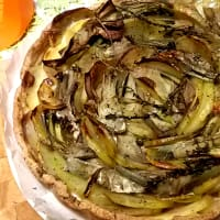 pie artichokes and potatoes