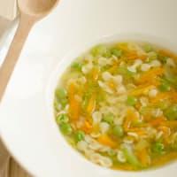 sopa de primavera