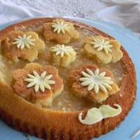 tarta de limón suave