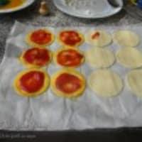 sardinas pasta de la pizza paso 3