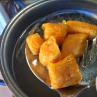 Gnocchi di patate e zucca step 9