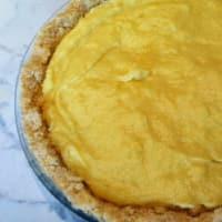 Pastel de crema se desmoronan y nutella paso 11