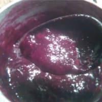 mermelada de arándanos paso 4