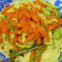 Spaghetti al cartoccio step 3