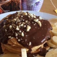 Pancake proteici alla zucca